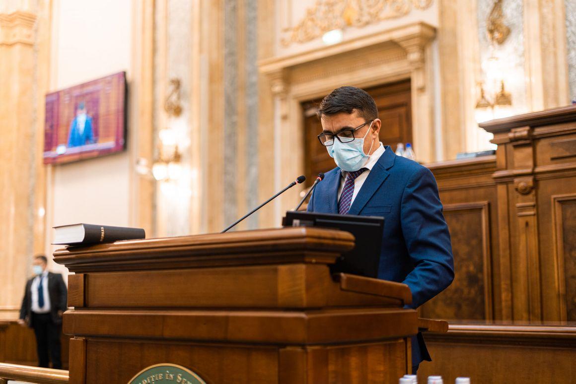 Új frakcióvezetőt választottak az RMDSZ szenátorai
