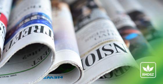 Szerkesztőségek figyelmébe – Kelemen Hunor pénteki programja