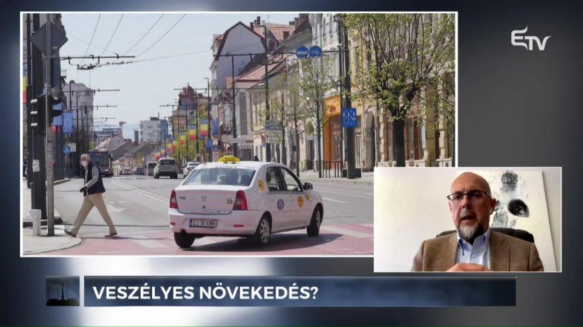 🔴🎥 Kelemen Hunor most élőben az Erdélyi Magyar Televízió Mérlegen műsorában. Kövesd itt a beszélgetést.👇