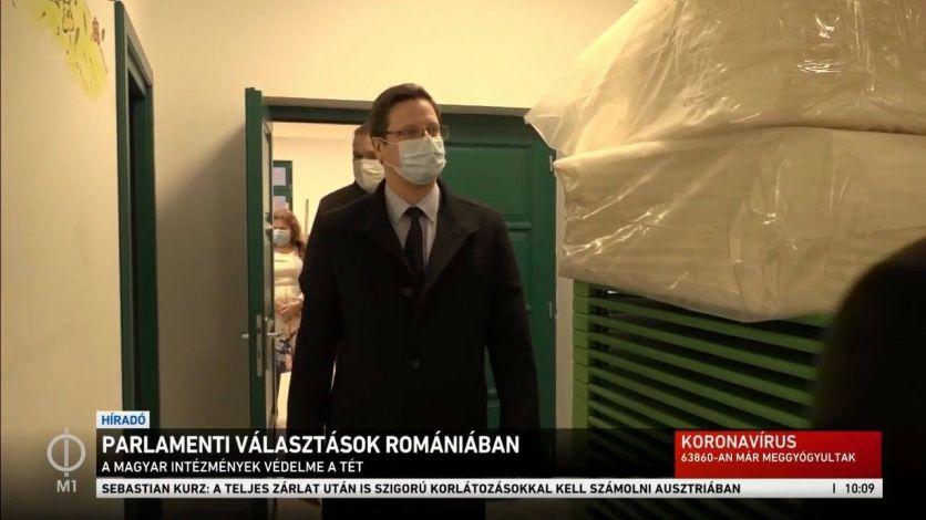 Cseke Attila: Most vasárnap nemcsak a parlament megválasztásáról szól, hanem arról is, hogy az elkövetkező négy évben ki kormányozza majd Romániát. Jó lenne, ha mi, magyarok is