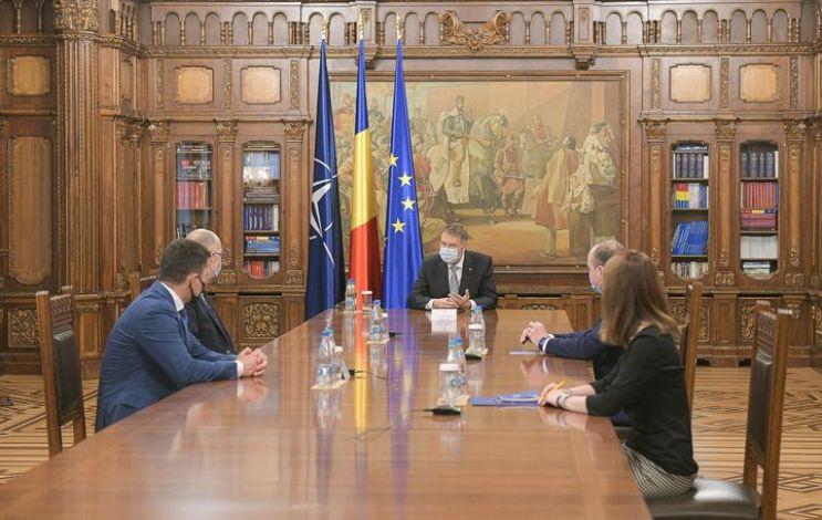 🇭🇺 🇷🇴 ↓  Kelemen Hunor: Az államelnök meghívására megkezdtük az egyeztetéseket Románia sportstratégiájáról a délutáni órákban a Cotroceni-palotában. A hazai spo