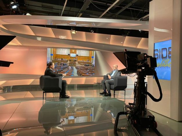🇭🇺 / 🇷🇴  ↓  🎬  Kelemen Hunor vasárnap 11 órától a Prima TV 𝙄𝙣𝙨𝙞𝙙𝙚𝙧 𝙋𝙤𝙡𝙞𝙩𝙞𝙘 című műsorában az állami költségvetésről és