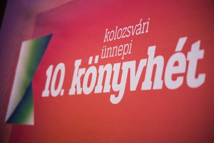 🔖📚📖 Huszonöt kiadó, több mint nyolcvan szerző és hetven program várja az érdeklődőket a 10. Kolozsvári Ünnepi Könyvhéten, amelynek díszvendége Bereményi Géza lesz.