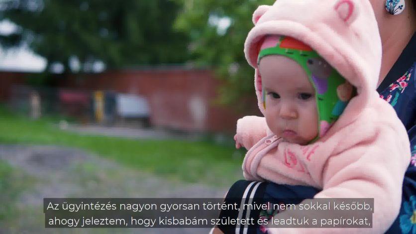 Számos támogatást és megannyi új lehetőséget biztosíthat Önnek az Eurotrans Alapítvány! 😁 Amennyiben magyar állampolgársága megszerzése óta gyereke született👶, vagy val