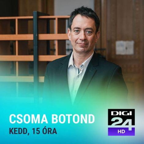 📺 Politikusaink ma a román televízióban 🔻  🕖 Ma délután 15 órától Csoma Botond a Digi24 műsorának vendége. Itt követhető a beszélgetés ➡ https://bit.ly/3mRhMG6  �
