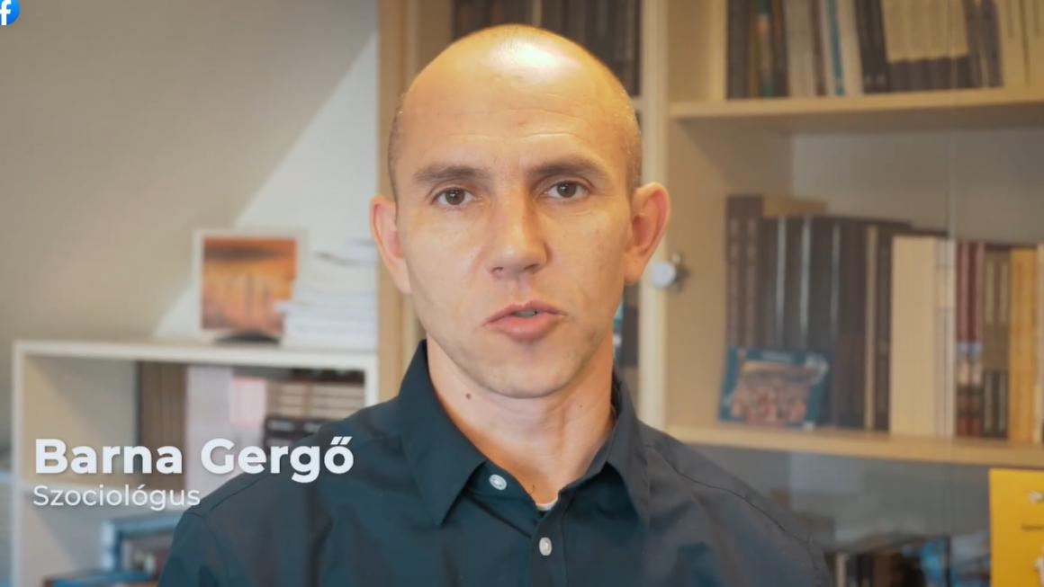Barna Gergő szociológus a 15 órás részvételi adatokról