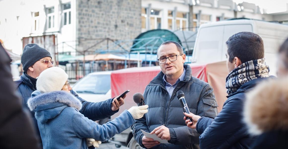 Korodi Attila nyilatkozata a szavazást követően