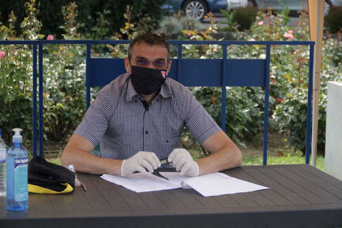 Mészár Sándor aradi polgármesterjelölt: az UTA élvonalba jutása sem volt lehetetlen