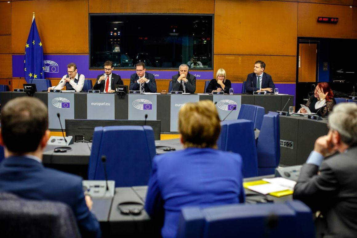 Az Európai Parlamentben mutatták be a Minority SafePack kezdeményezésen alapuló jogszabály-javaslatokat