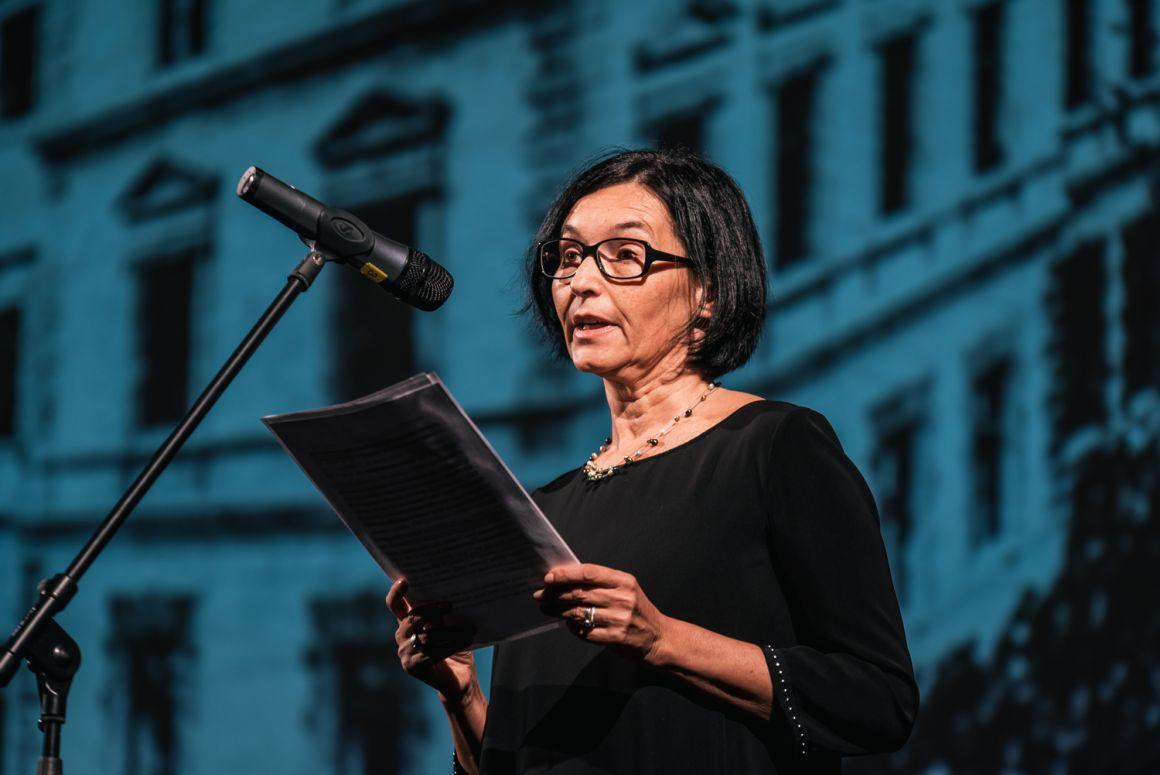 Brendus Réka beszéde az RMDSZ alakulásának 30. évfordulós ünnepségén