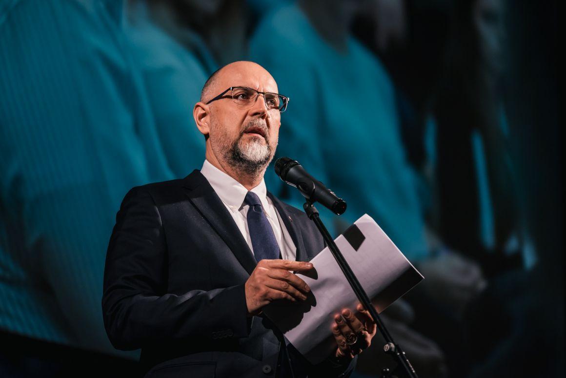 Kelemen Hunor beszéde az RMDSZ alakulásának 30. évfordulós ünnepségén