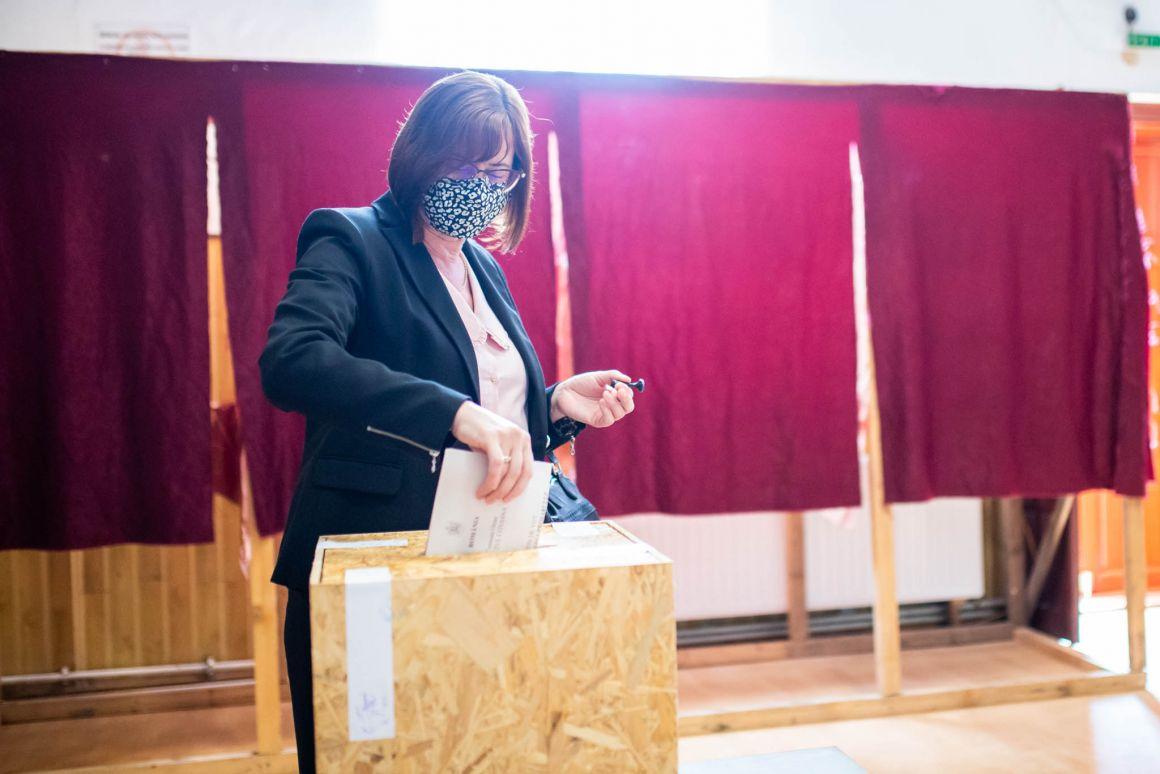 Bordás Enikő az új polgármester