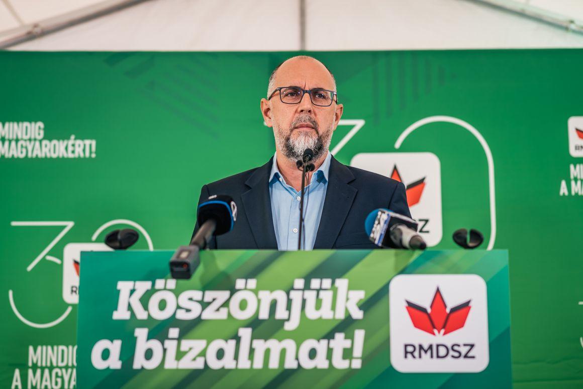 Kelemen Hunor: Jó, sikeres önkormányzati választásokat tudhatunk magunk mögött. Köszönet még egyszer mindenkinek, aki bizalmat szavazott a Szövetségnek!