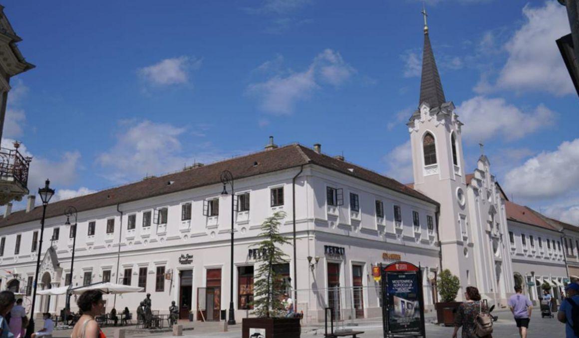 Jóváhagyta a kormány a nagyváradi Ady Endre Líceum restaurálását