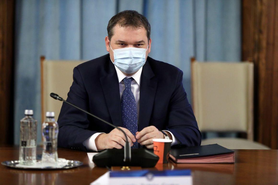 Cseke Attila egészségügyi miniszter: az iskolák nyitva tartásáért, a kórházak befogadóképességének megőrzéséért és szigorúbb büntetésért dolgozom azok számára, akik meghiúsítják az oltakozást