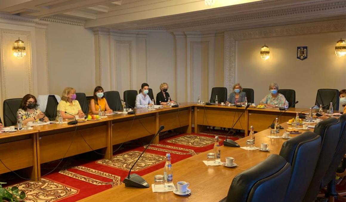 Biró Rozália: közös cselekvéssel növelni fogjuk a nőpolitikusok erejét a román Parlamentben!