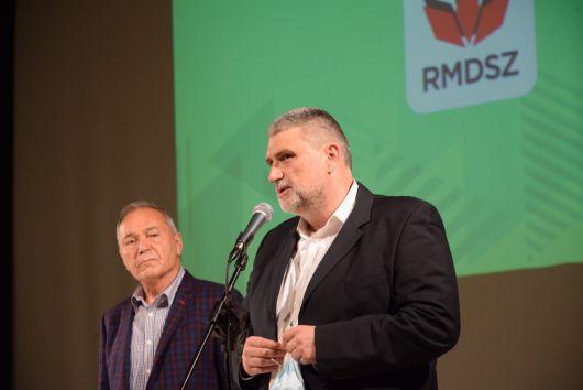 Váltás a Brassó megyei RMDSZ szervezetében