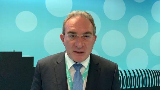 Winkler Gyula az EPP zágrábi kongresszusán