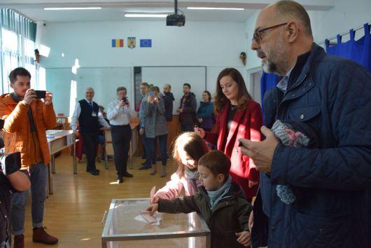 Kelemen Hunor: minden választáson részt kell venni