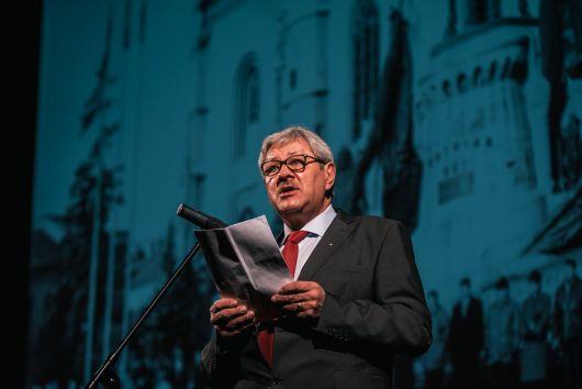 Takács Csaba beszéde az RMDSZ alakulásának 30. Évfordulós ünnepségén