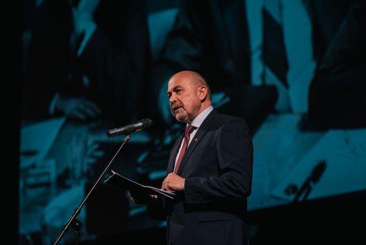 Markó Béla beszéde az RMDSZ alakulásának 30. évfordulós ünnepségén