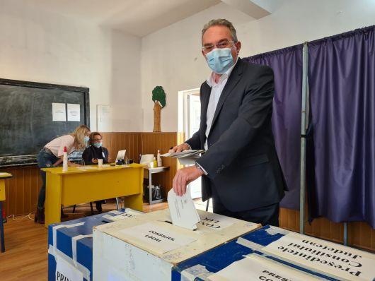 Winkler Gyula: bizakodva, a Hunyad megyei jövőbe vetett hittel szavaztam