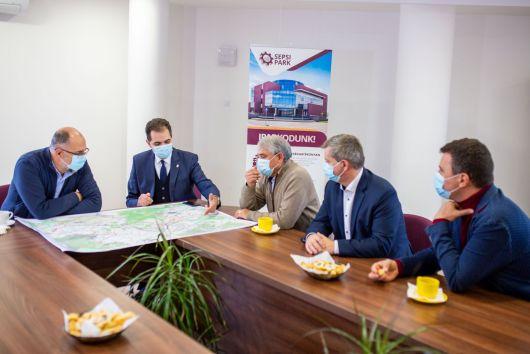 Sepsiszentgyörgy – Csíkszereda – Gyergyószentmiklós közötti gyorsforgalmi út megépítését szorgalmazza az RMDSZ