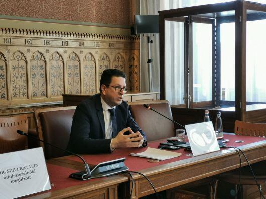 Vincze Loránt a magyar Országgyűlés Nemzeti Összetartozás Bizottságában: Utunk nem ért véget, folytatjuk a harcot!