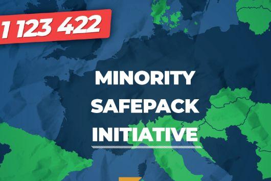 A Minority SafePack kezdeményezői bírósági eljárást indítottak az Európai Bizottság döntése ellen