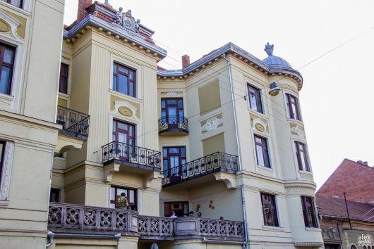Műemlékké nyilvánították a nagyváradi Sonnenfeld Palotát