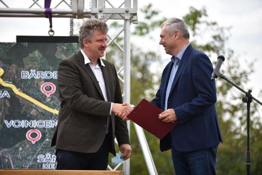 Együttműködési Chartát írtak alá a Marosvásárhelyi Metropolisz Övezet önkormányzatai