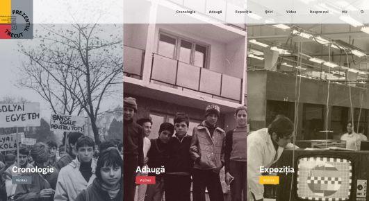 Román nyelven is elérhető az Elmúlt Jelen