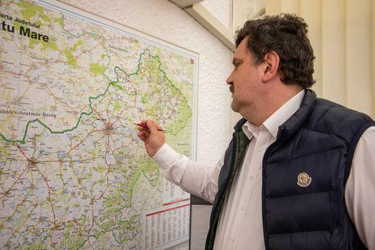 Pataki Csaba megyei tanácselnök: Szatmárt fejlődési pályára állítottuk, csak tartani kell az ütemet