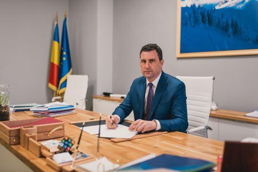 Virginius Sinkevičius környezetvédelmi biztossal egyeztetett Tánczos Barna