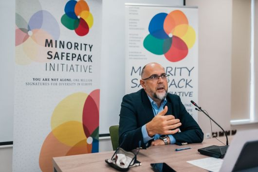 Kelemen Hunor: az MSPI kisebbségvédelmi kezdeményezés által erősebb lesz az Európai Unió
