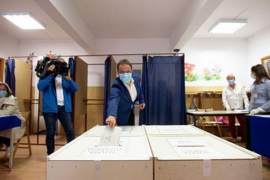Derzsi László egy sikeres, eredményes Székelyudvarhelyre szavazott