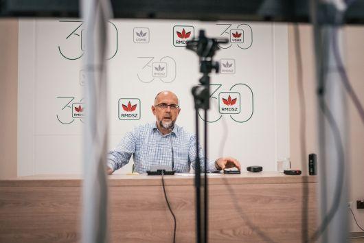 Kelemen Hunor: véglegesítettük az RMDSZ parlamenti listáin induló jelöltek névsorát