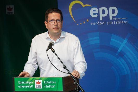 Vincze Loránt: Az önkormányzati választások tétje a következő években fejleszteni, építeni Erdélyt