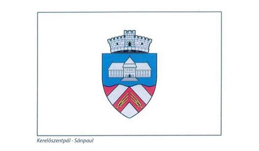 A helyi közösség szimbólumát használhatja hivatalosan is Kerelőszentpál és Vámosgálfalva