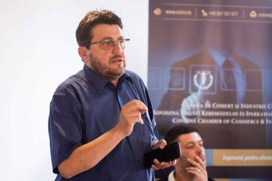 Fontos az értékesítés - Interjú Könczei Csabával