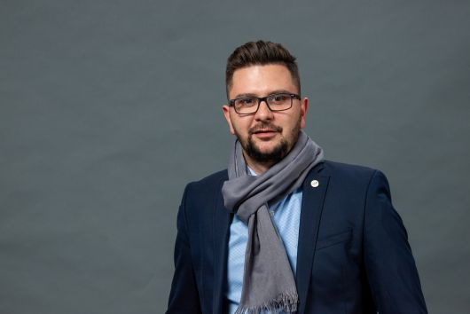 Oltean Csongor: Célunk, hogy a magyar fiatalok Erdélyben boldogulhassanak