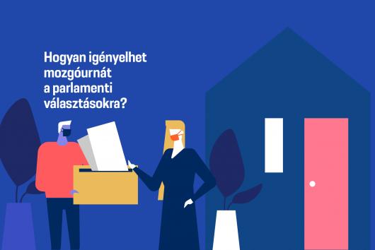 Hogyan igényelhet mozgóurnát a parlamenti választásokra?