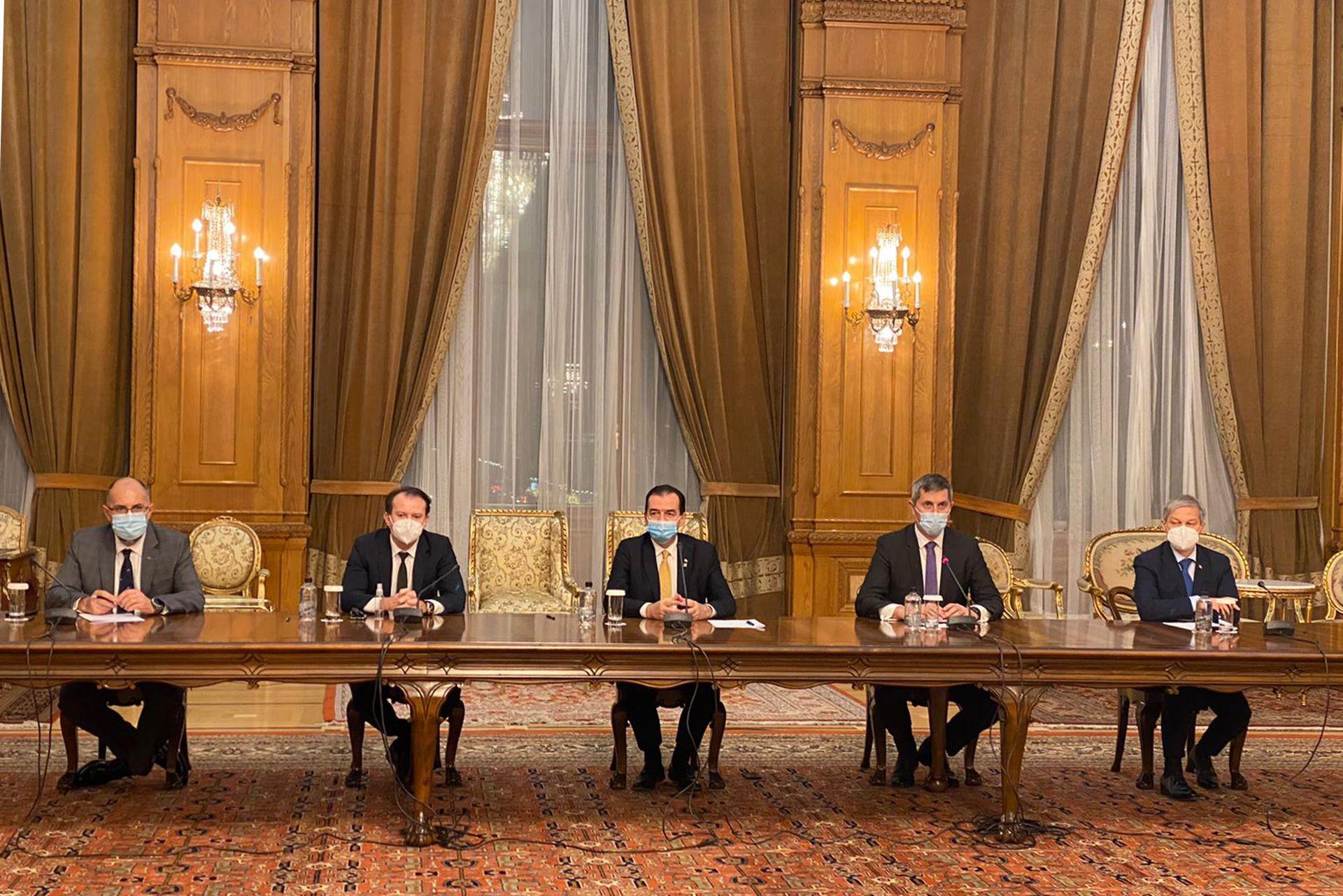 Kormány-megállapodás 2020-2024