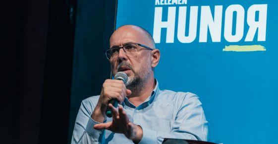 Kelemen Hunor államfőjelölt: Ráér a kisebbik rosszat választani a második fordulóban