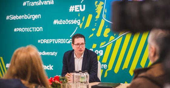 Vincze Loránt: az új Európai Bizottság eredményesebbé tenné a polgári kezdeményezéseket