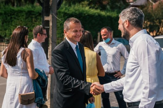 Fazakas Miklós zilahi alpolgármester: Erdélyben nekünk az egységben van az erőnk