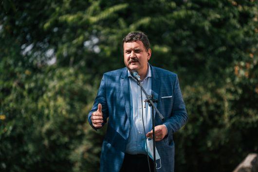 Pataki Csaba Szatmár megyei tanácselnök: a közösség kezében van a döntés sorsom felett