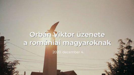 Orbán Viktor: Arra kérek minden erdélyi magyart, hogy támogassa a magyar összefogást, az RMDSZ listáját!