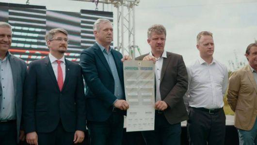 Együttműködési Chartát írtak alá a Marosvásárhelyi Metropolisz-övezet önkormányzatai