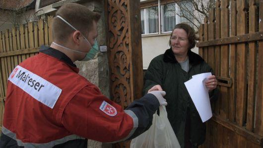 Sepsiszentgyörgyön házhoz viszik a szükséges élelmiszereket és tisztálkodószereket!